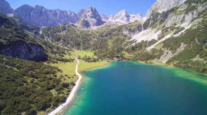 """""""Seebensee"""" – Der wahrscheinlich schönste Gebirgssee aller Zeiten"""