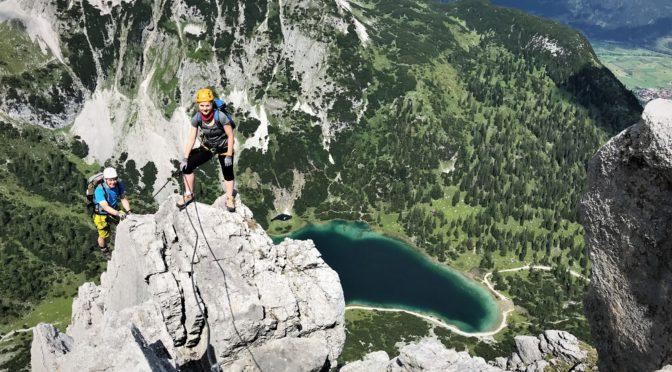 neue Klettersteigwochenden 2020