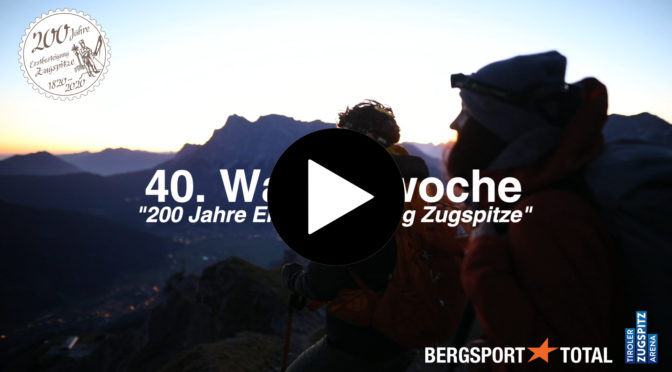 Bergsport Total Channel – 5. Folge: 40. Wanderwoche